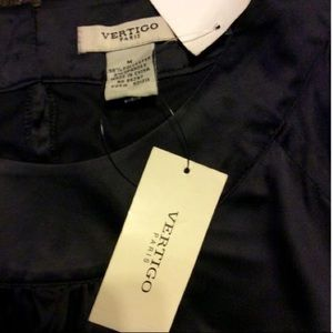 Vertigo Paris Dresses - Vertigo Paris Black Dress
